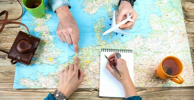 20 cosas que hacer antes de viajar internacionalmente