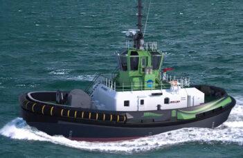 Este es un barco de trabajo, no un crucero