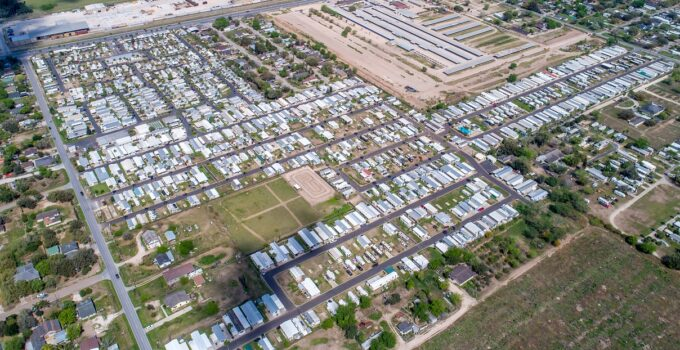 RV-Park Bibleville en el Texas River Grande Vally