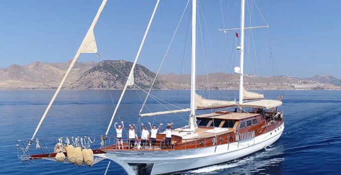 The Perfect Holiday Cruise - Cruceros de lujo en goleta